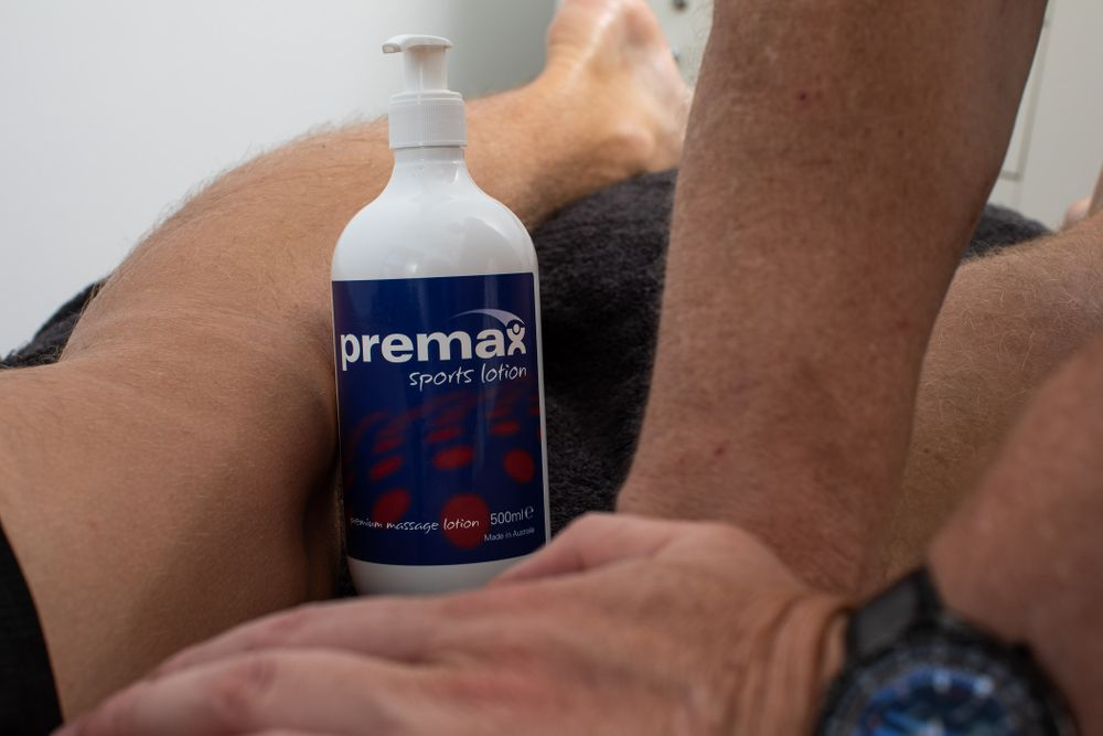 Sports Lotion